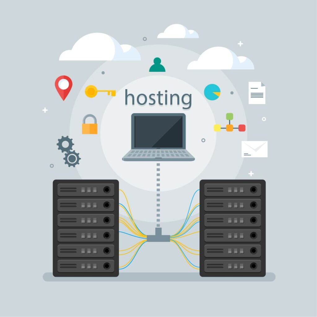 Hosting 1024x1024, The Creative Web Team